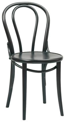 K p ton stol med tr sits no 18 for Metallmobel antik