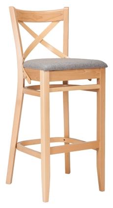 Köp rustik barstol H5245 Paged