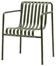 Palissade Dining Arm Chair oliveLR